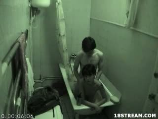 bathroom, amateur