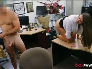 Groß arsch mieze pawns sie twat und ripped