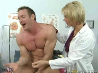 nurses, balls licking, hospital