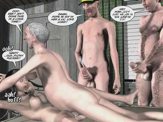 3D Comic Chaperone Episode 2