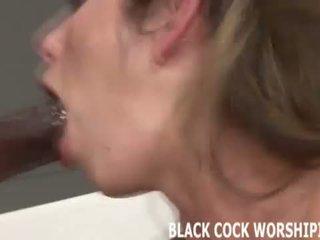 Besar hitam zakar/batang gets saya faraj soaking basah
