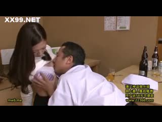 young wife boss seduced staff 04