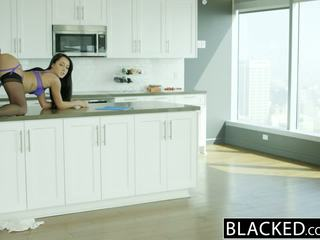 Blacked mann does ikke vet kone sabrina banks loves bbc