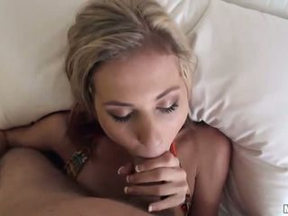 Horny gf Tysen Rich first time anal sex