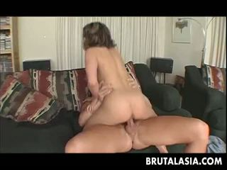 most brunette, oral sex, hot deepthroat new