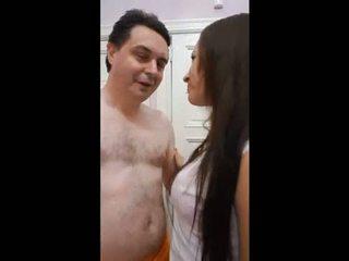 di più ragazza guarda, pompino, caldi vagina