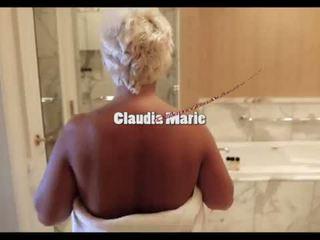 Claudia marie 脂肪 屁股 & 巨人 saggy fake 奶 <span class=duration>- 2 min</span>