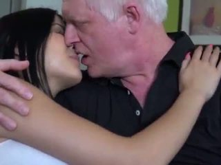 ideal brunette check, doggystyle, new blowjob