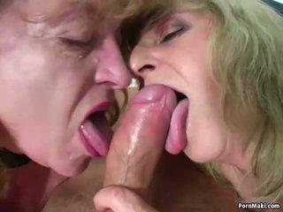 Two vovó um pila: grátis real vovó porno porno vídeo ae