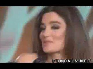 Ass Slip On Reality Dance Show