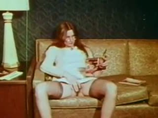 Cinema 12: Vintage & Threesome Porn Video