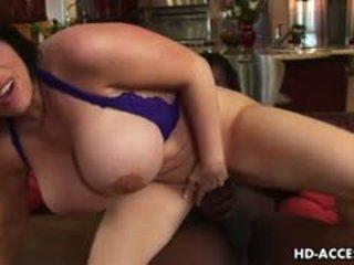 Big Tit Mature Slut Daphne Rosen Loves Black Dick