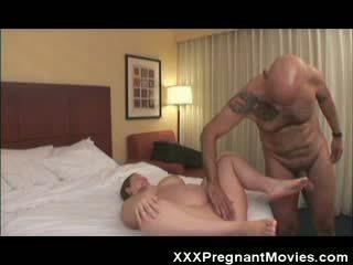 Preggio Wants Some Cock