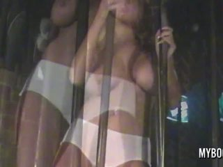 Ines in this New Year Dance in Night Club: Free HD Porn ef