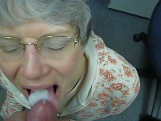 Oma liebt warmes sperma im mund, gratuit porno c7