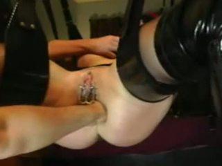 17 inch anal insertion