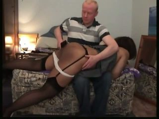 Black Lady Spanked: Free Spanking Porn Video f2