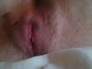 rated girl, all pussy fun, full closeup
