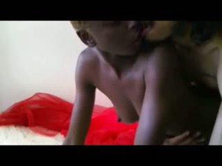 black and ebony, webcams, anal