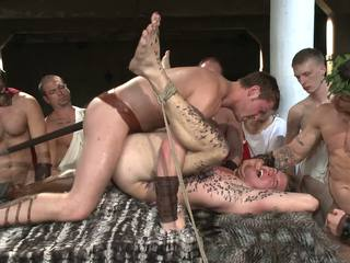 When In Rome Torture And Gang Bang