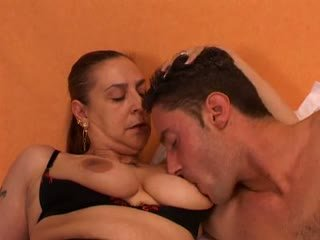 Mbah gives a bayan lesson to her young lover: free porno 66