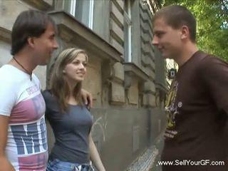 oral sex, sucking cock, euro, students