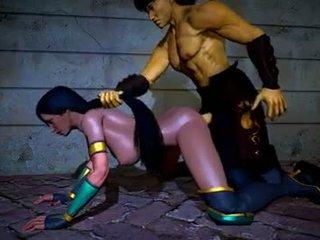 Girls in MK 9 have sex