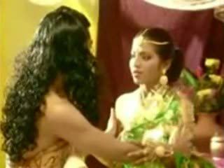 A Movie Scene From North East, Both Actor Actress Handling