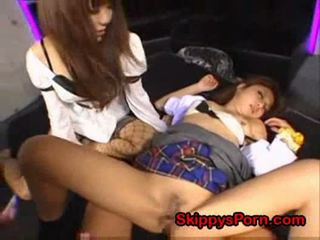 young, japanese, toys, lesbians