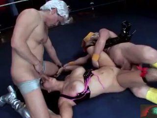Chyna wrestler takes він анал повний сцена 2