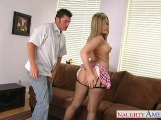 Grande assed hottie alexis texas scopata