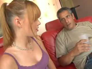 blondes, dad, hardsextube