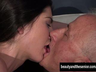 Tempting Teen Mia Taking an Old Dick, HD Porn a4