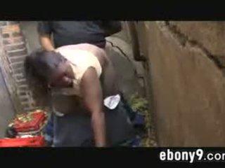 big boobs, doggystyle, blowjob, juoda ir ebony