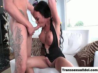 Mia Isabella rimmed and fucked bareback