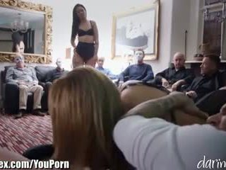 brunette, college, cumshots