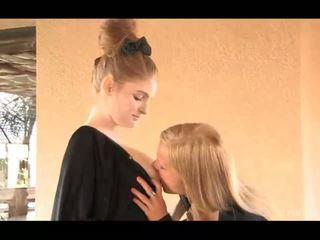 bučiavimasis, įvertinti mergina merginos pilnas, lezzy