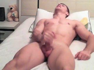 nice gay check, anal, abs check