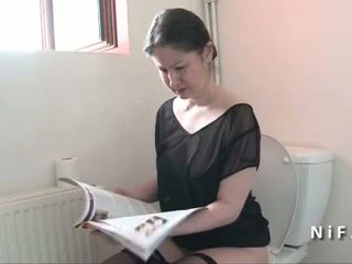 Amatir french mom seduces boy and gets her bokong nailed