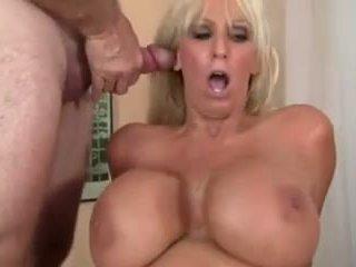 Tia Gunn Big Tits Mature Hard Gangbanged, Porn 25