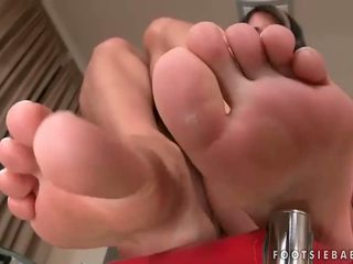 Sexy Feet and Hot Sex Compilation