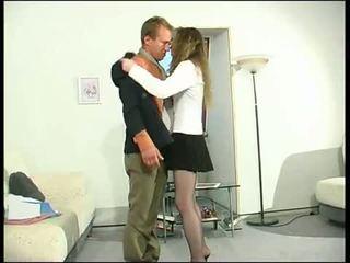 nominale brunetta nominale, caldi sesso orale guarda, baci più