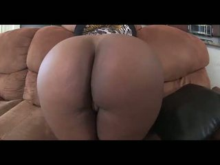 Layla Monroe Beautiful Big Ebony Ass