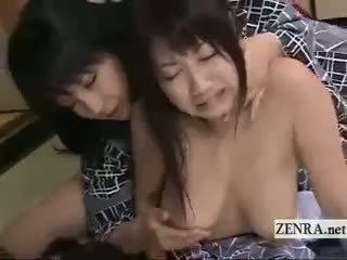 seks grupowy, biseksualny, lesbijka, dojrzały