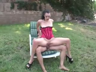 肛門 loving 妓女 deja daire gets 她的 緊 深 屁股 鑽 由 她的 lovers 公雞