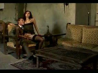 Alexa May Black Stockings Sex #1