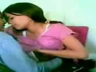 Desi Teen Couple Fucking At Home In Absence Of Par
