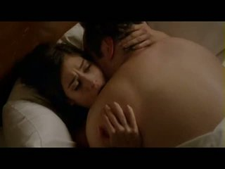 Lizzy Caplan and Emily Kinney tits and ass in sex scenes