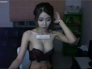 Korean BJ밍밍 model