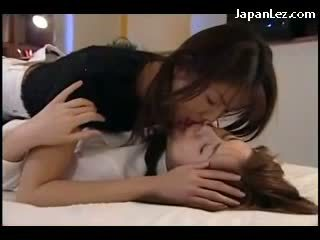 ideal japanese hottest, hottest babes, lesbian